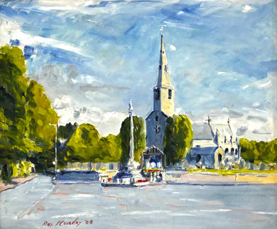 buy paintings, halsall church, halsall, lancashire, merseyside