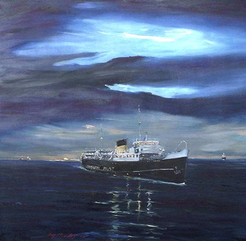 buy paintings of liverpool, liverpool pilot boat, entrance to the river mersey