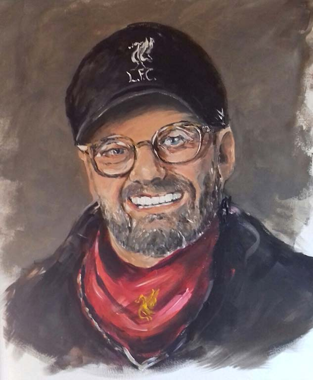 Jurgen Klopp, Liverpool football club manager